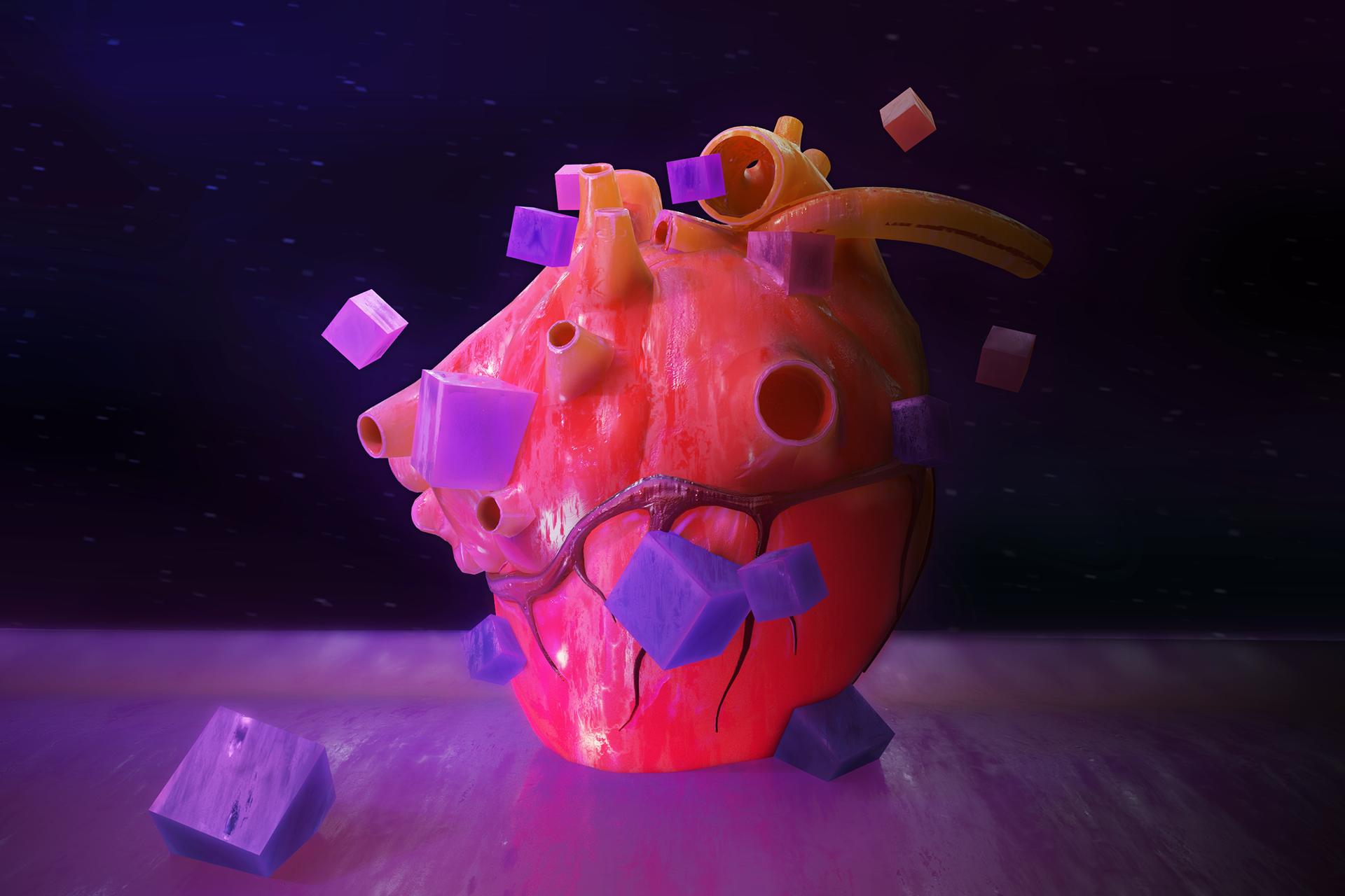 Psychodelic Heart