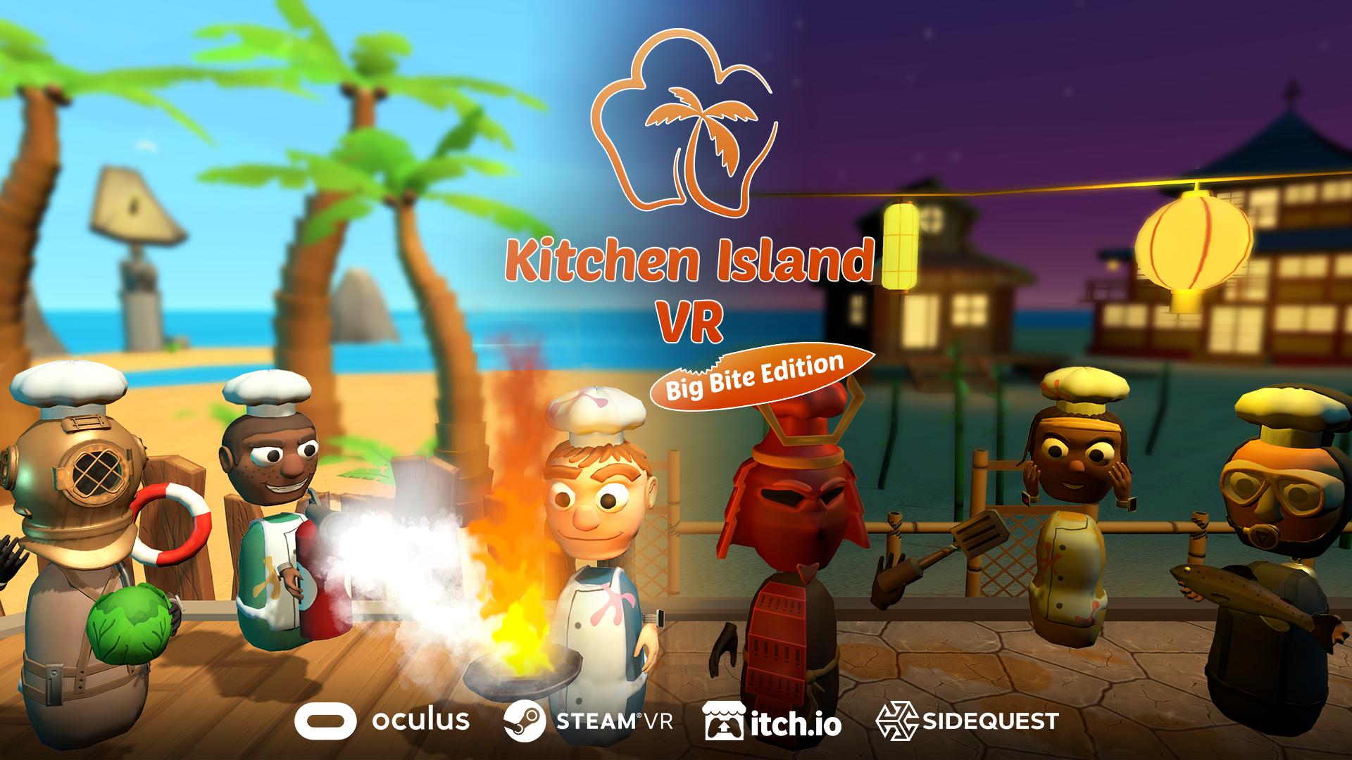Kitchen Island VR