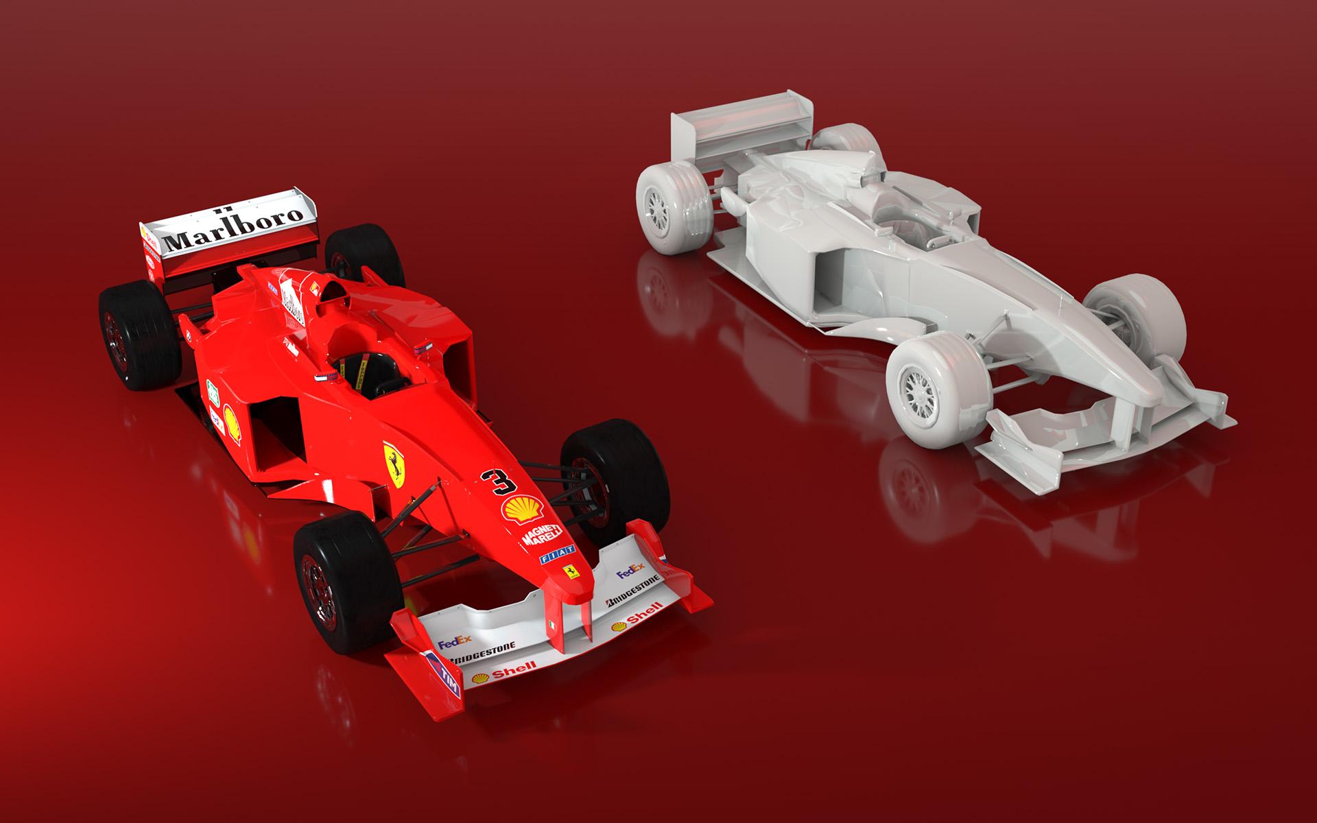 Ferrari SF 2000 Header