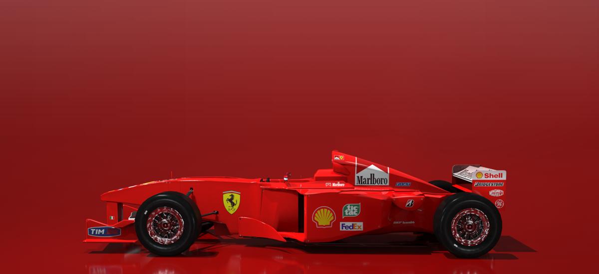 Ferrari SF 2000